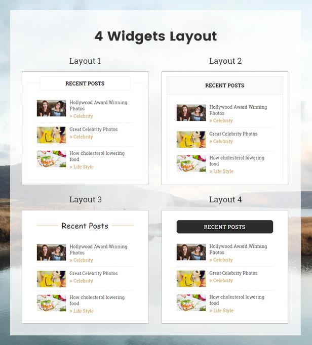 Qualta - Responsive WordPress Blog Theme - 8
